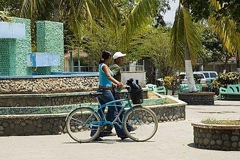 Plaza Central, Liberia, Costa Rica, Central America