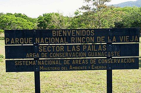 Rincon de la Vieja National Park at foot of Rincon Volcano, Guanacaste, Costa Rica, Central America