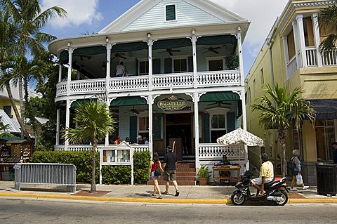 Duval Street, Key West, Florida, United States of America, North America