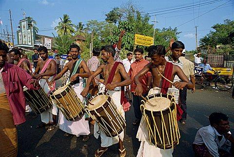 Kerala state, India, Asia