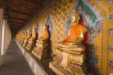 Wat Arun (Temple of the Dawn), Bangkok, Thailand, Southeast Asia, Asia - 641-9632