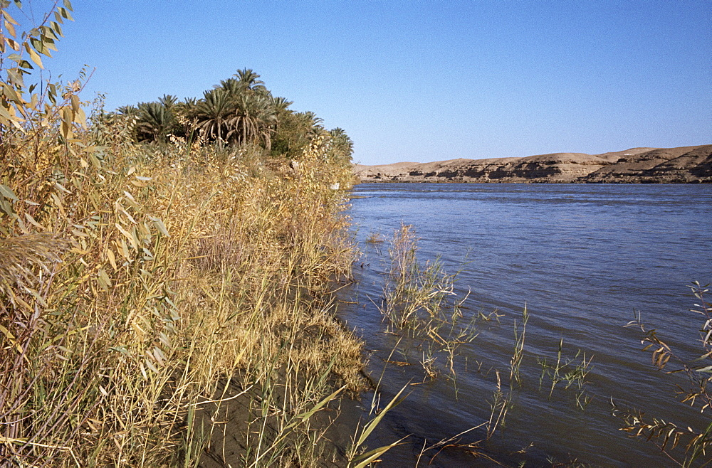 North Euphrates, Iraq, Middle East