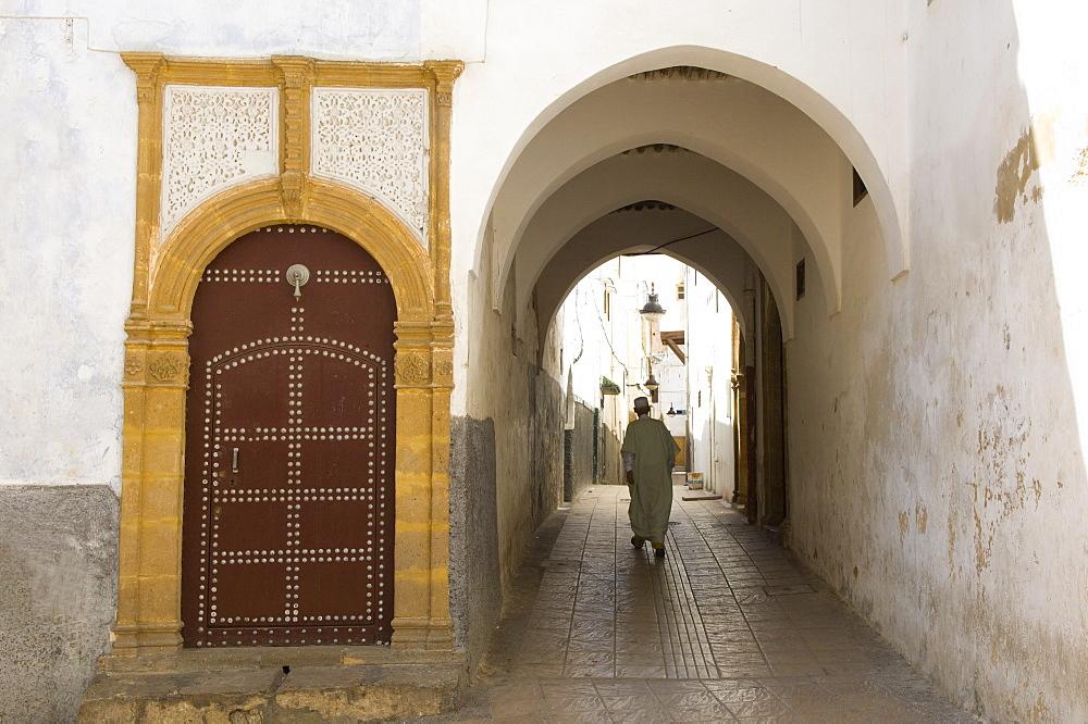 Medina, Rabat, Morocco, North Africa, Africa