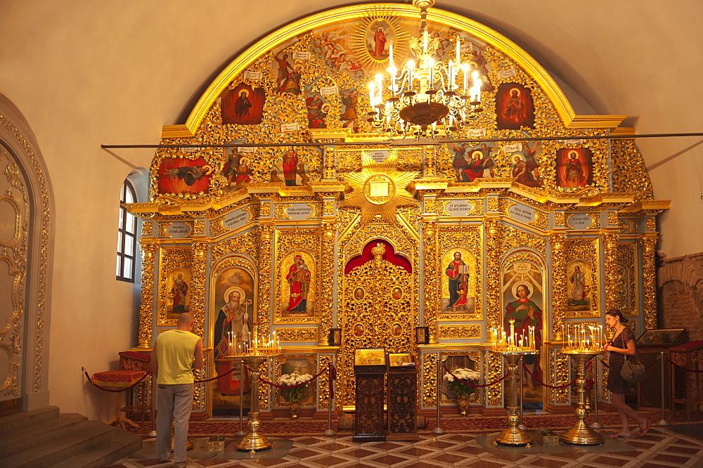 Kiev-Pechersk Lavra, UNESCO World Heritage Site, Kiev, Ukraine, Europe