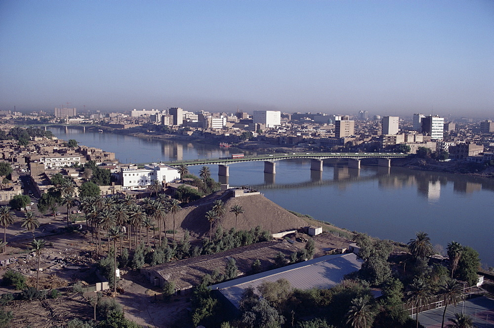 Tigris River, Baghdad, Iraq, Middle East