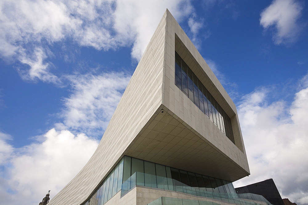 Museum of Liverpool, Pier Head, Liverpool, Merseyside, England, United Kingdom, Europe