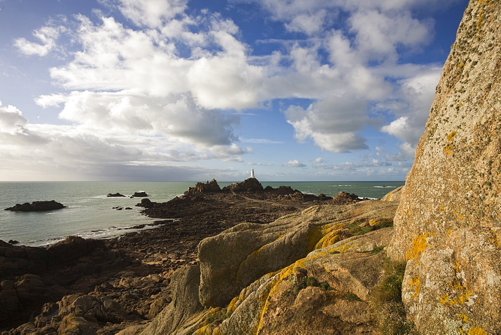La Corbiere, St. Brelade, Jersey, Channel Islands, United Kingdom, Europe