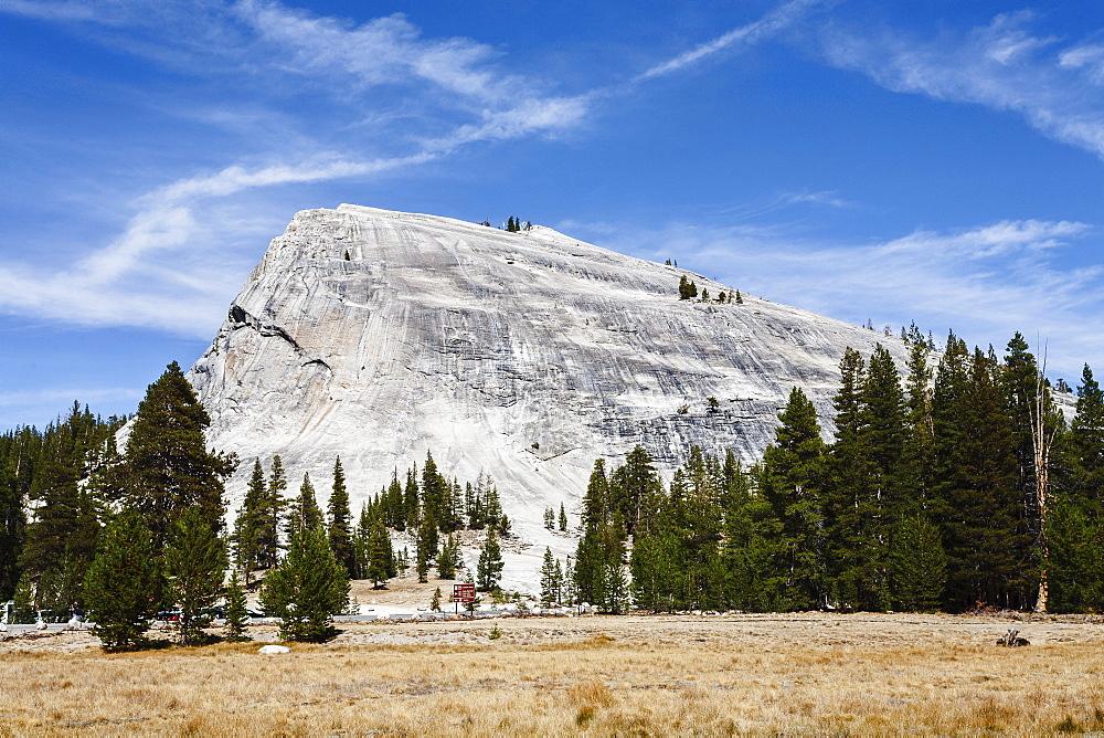 Lembert Dome, Yosemite National Park, UNESCO World Heritage Site, California, United States of America, North America - 667-2552