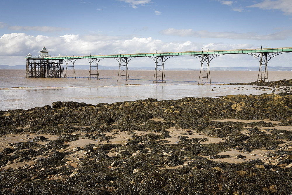The Pier, Clevedon, Somerset, England, United Kingdom, Europe - 667-2562