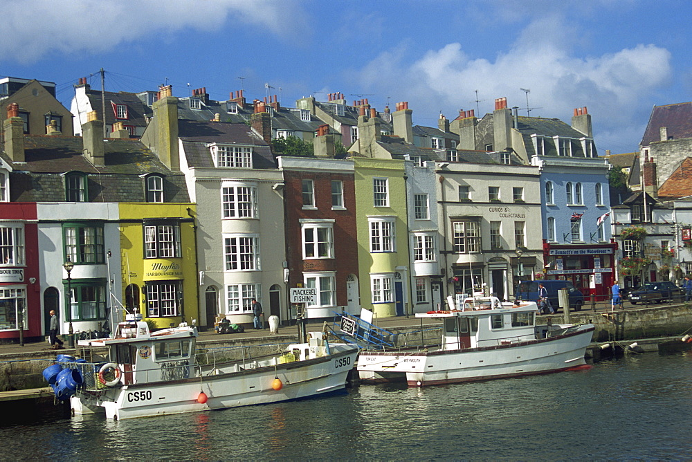 Harbour, Weymouth, Dorset, England, United Kingdom, Europe