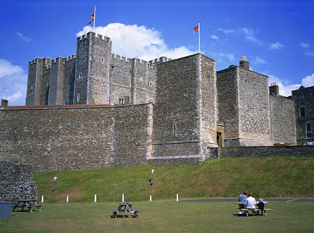 Dover Castle, Kent, England, United Kingdom, Europe