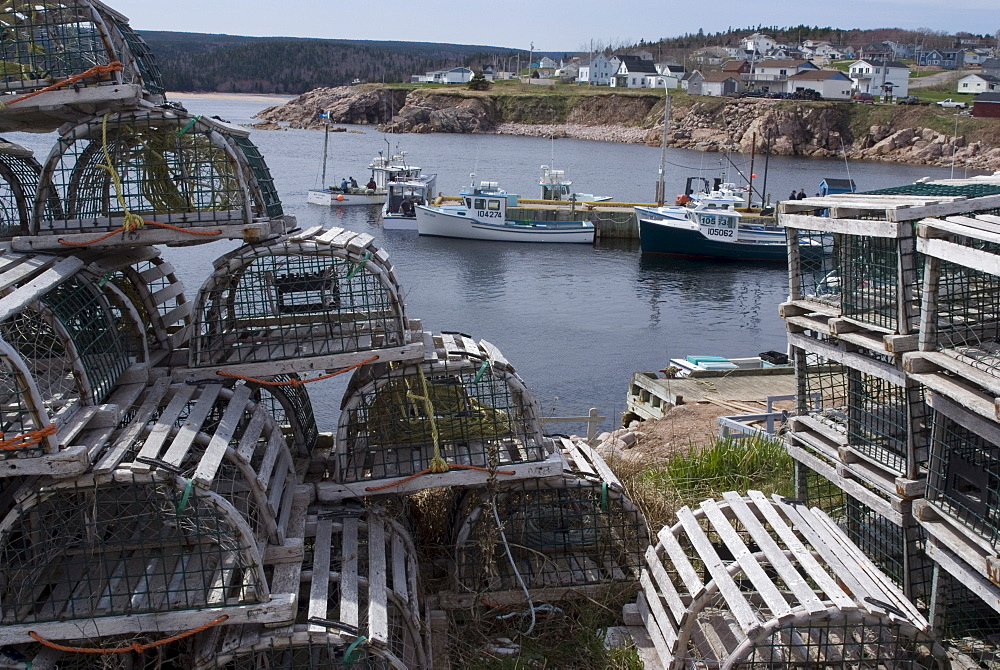 Neil's Harbour, Cape Breton, Nova Scotia, Canada, North America