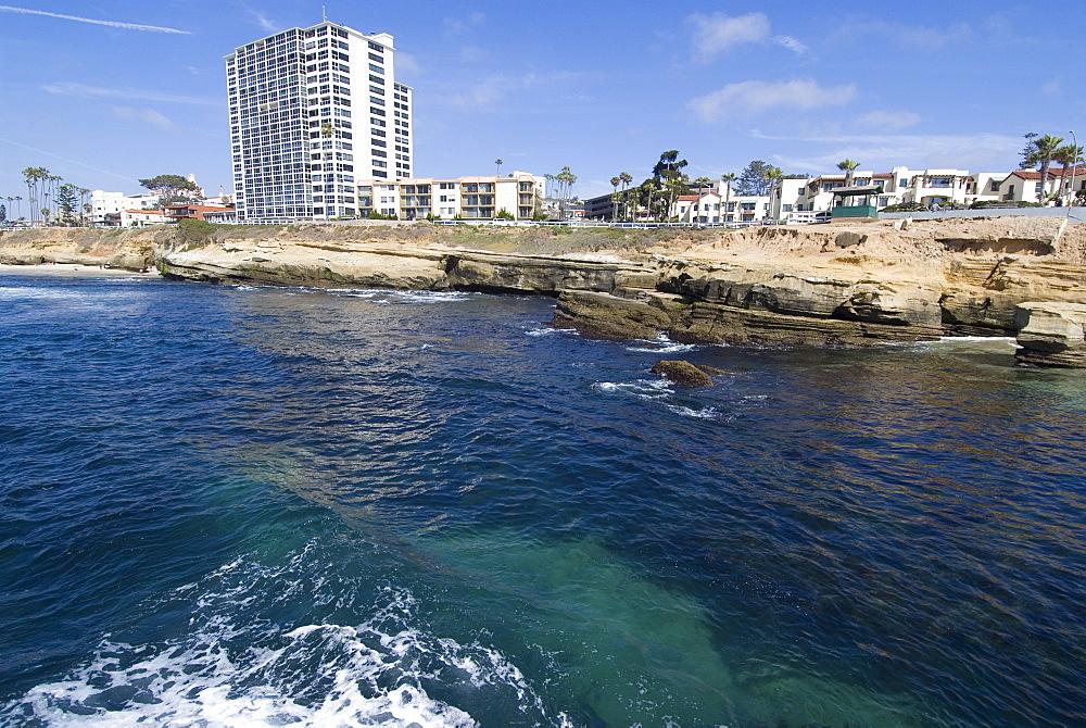 Child's Beach, La Jolla, near San Diego, California, United States of America, North America