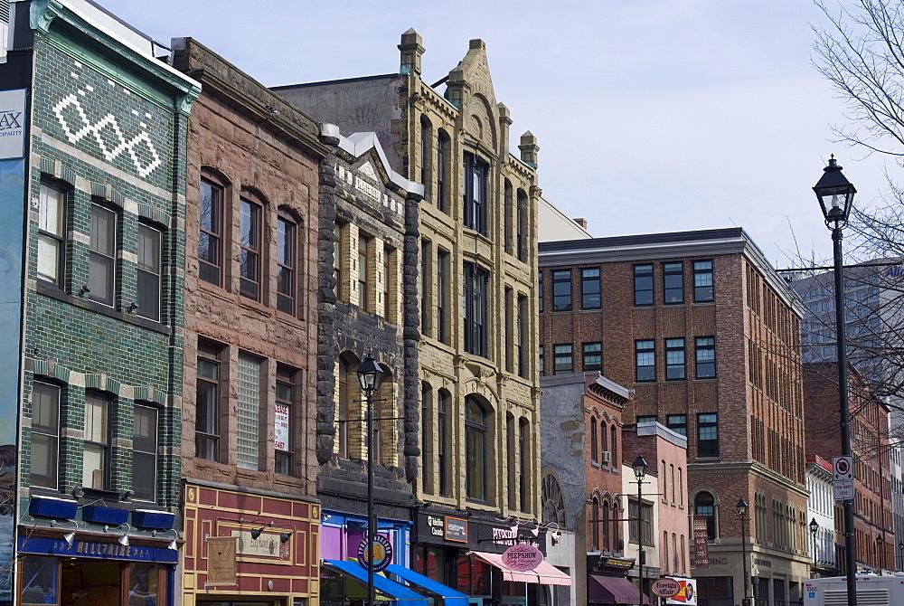 Cityscape, Halifax, Nova Scotia, Canada, North America