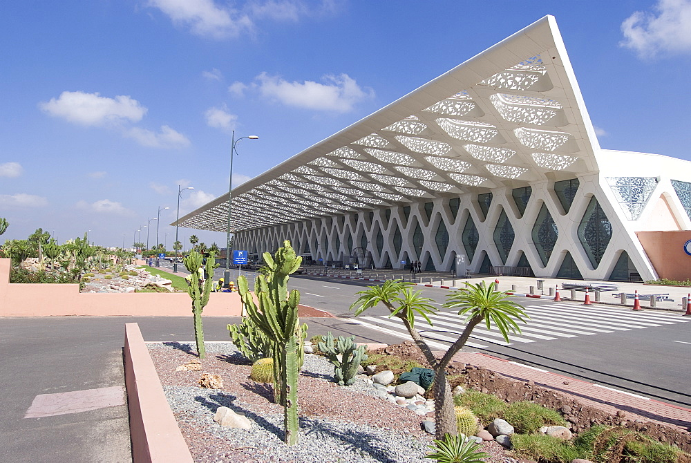 Menara Airport, Marrakech, Morocco, North Africa, Africa - 685-2225