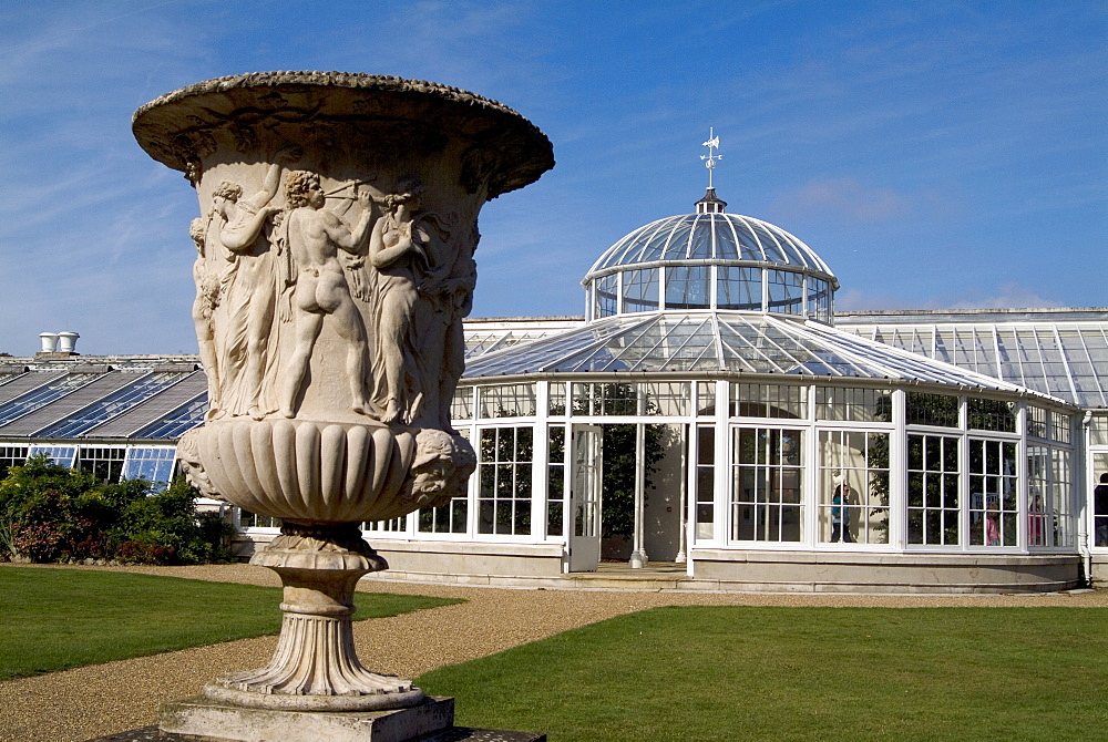 Chiswick House Conservatory, London, W4, England, United Kingdom, Europe