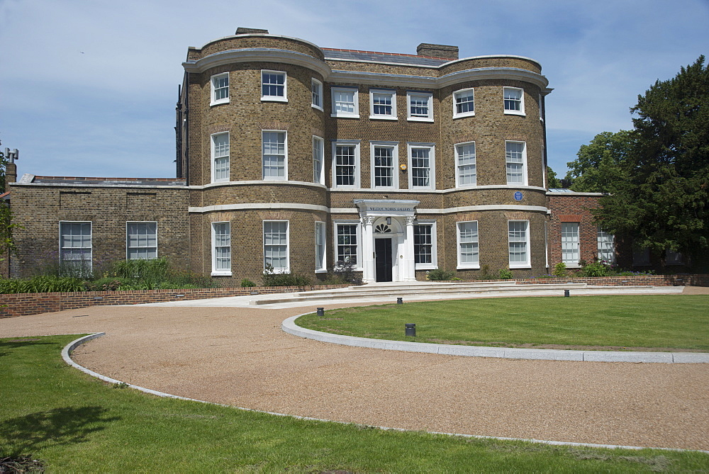The William Morris Gallery, Walthamstow, London E17, England, United Kingdom, Europe