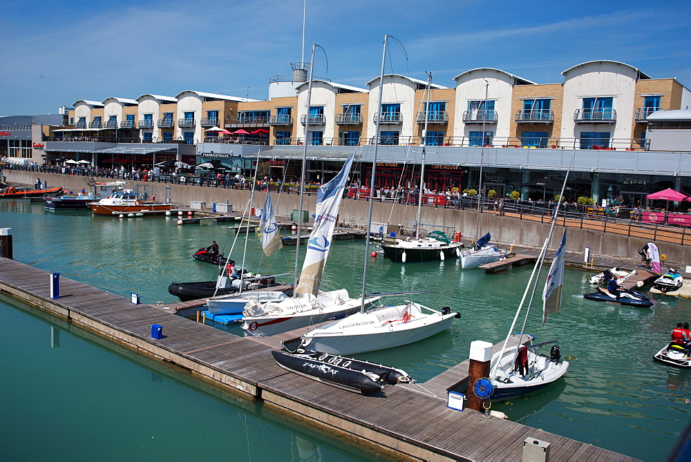 Brighton Marina, Brighton, Sussex, England, United Kingdom, Europe