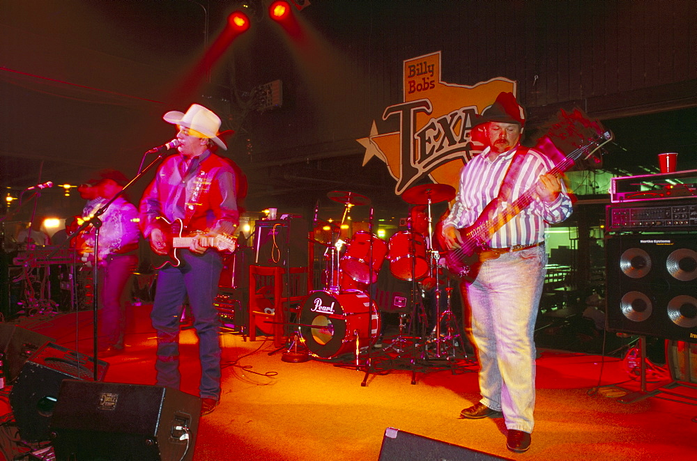 Billy Bob's country music, Fort Worth, Texas, United States of America, North America