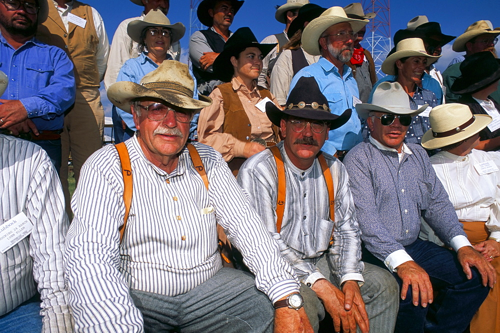 Cowboys, Cowboy festival, Lubbock, Texas, United States of America, North America