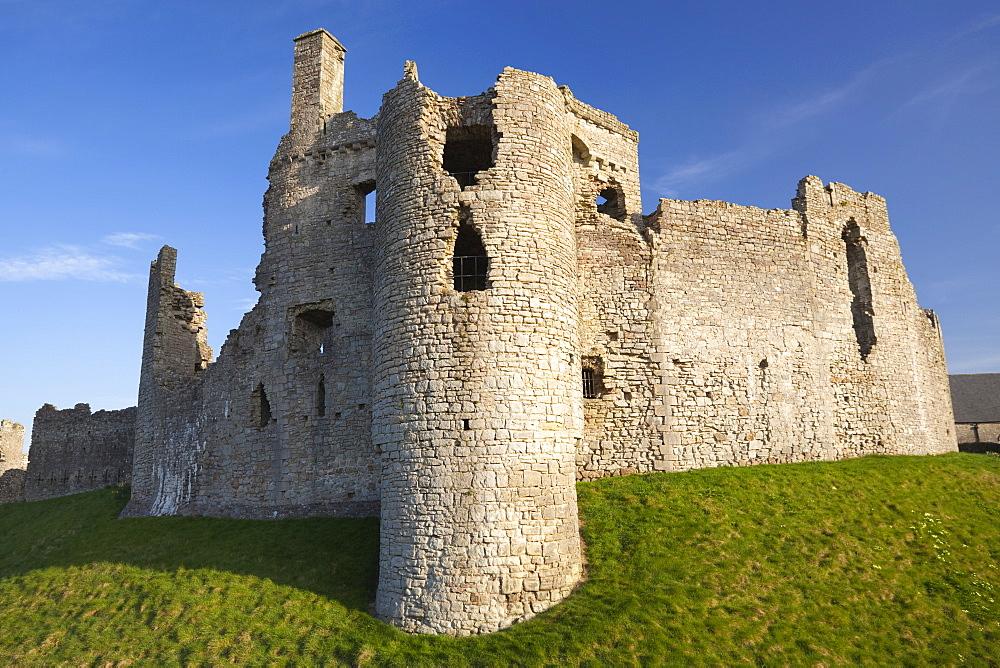 Coity (Coety) Castle, Bridgend, South Wales, Wales, United Kingdom, Europe