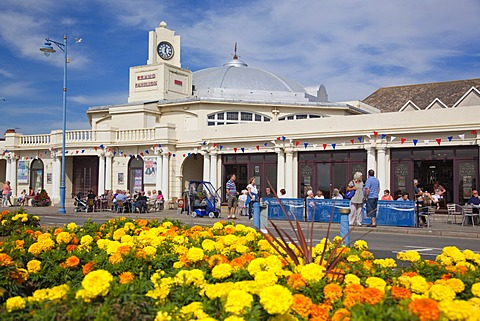 Grand Pavilion, Porthcawl, Wales, United Kingdom, Europe
