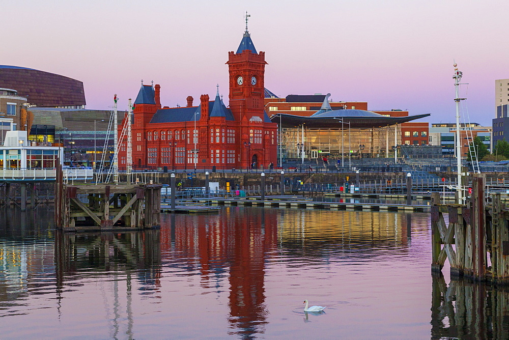Cardiff Bay, Cardiff, Wales, United Kingdom, Europe