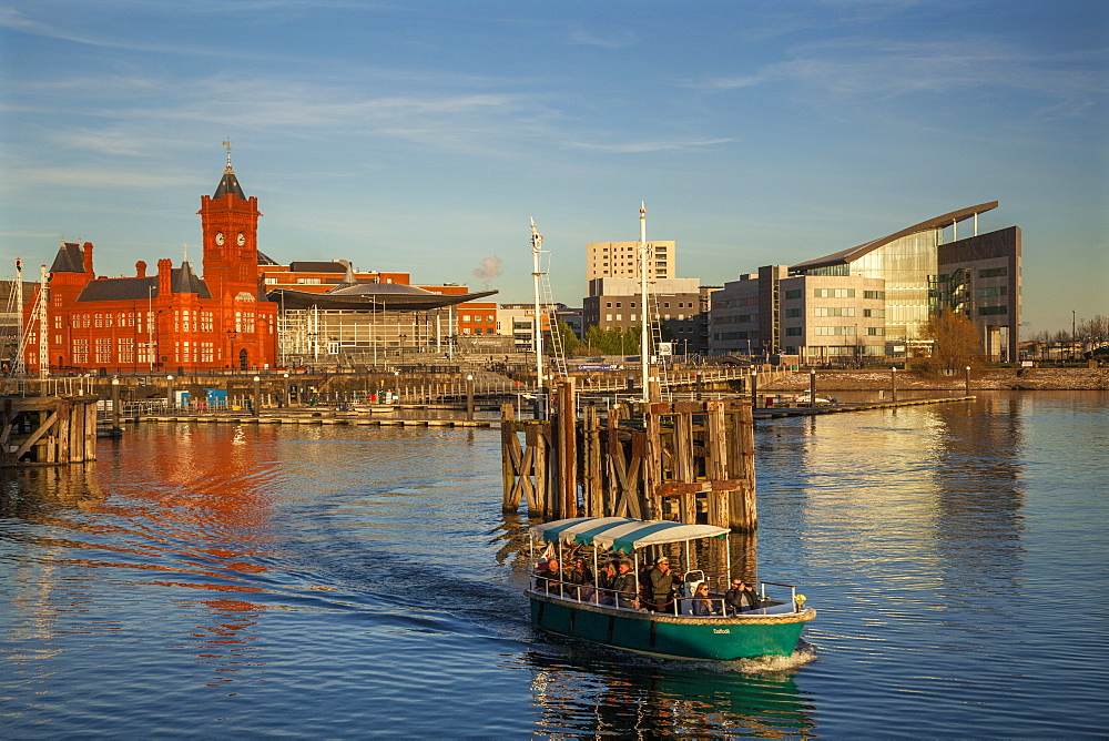 Cardiff Bay, Wales, United Kingdom, Europe