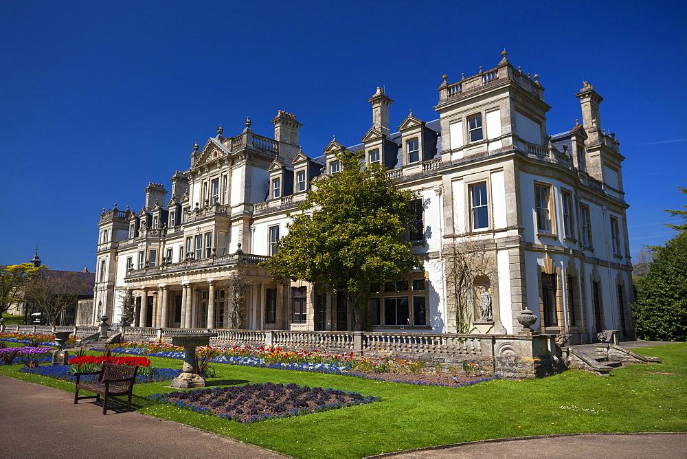 Dyffryn House, Dyffryn Gardens, Vale of Glamorgan, Wales, United Kingdom, Europe - 696-769