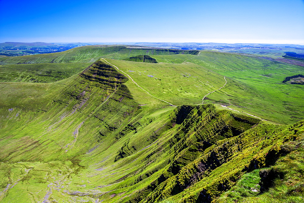 Cribyn, Brecon Beacons National Park, Powys, Wales, United Kingdom, Europe - 696-798