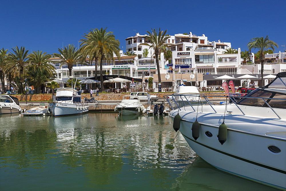 Cala Dor Marina, Cala Dor, Mallorca, Balearic Islands, Spain, Mediterranean, Europe