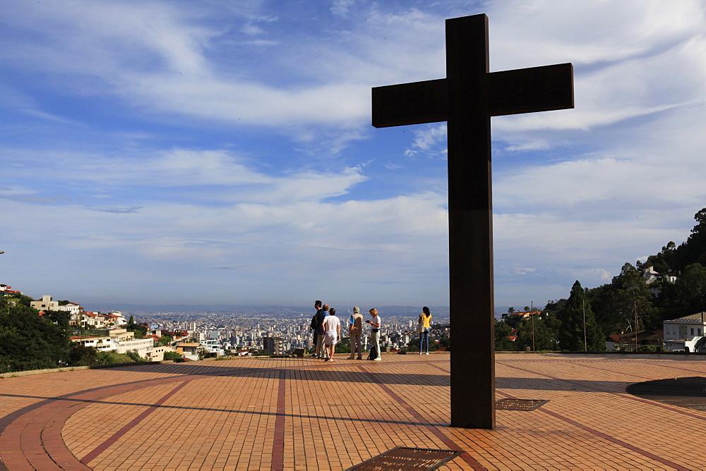 Belo Horizonte, Minas Gerais, Brazil, South America - 700-13901