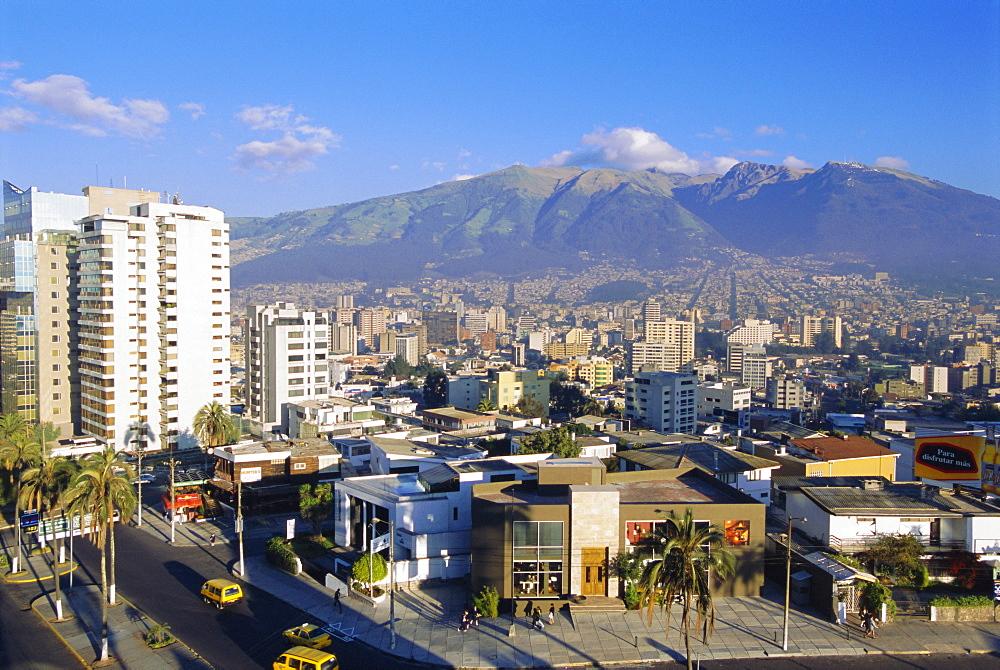 Quito, Capital of Equador, South America