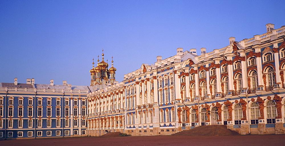 Catherine II Palace, St Petersburg
