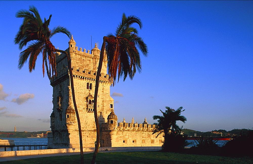 The Tower of Belem, Lisbon