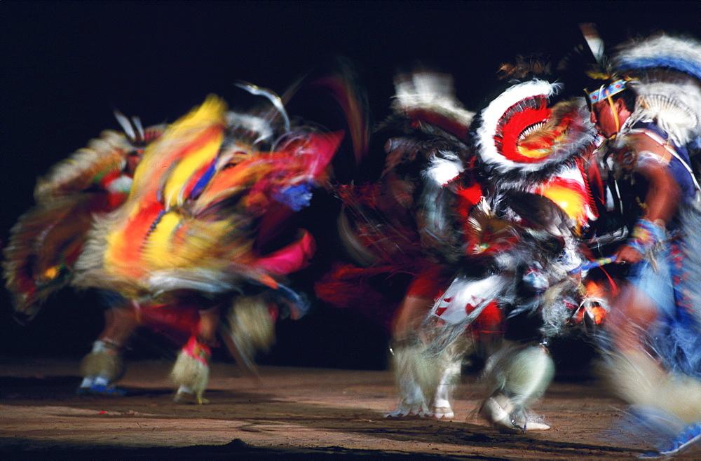 War dance, Kiowa Indians