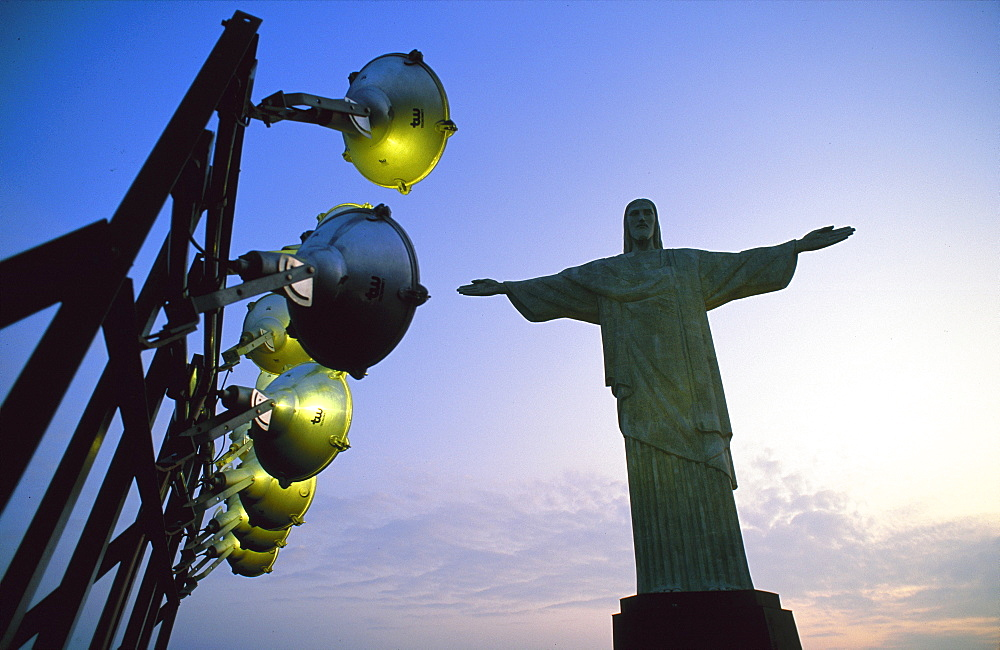 Christ the Redeemer statue, Corcovado Mountain