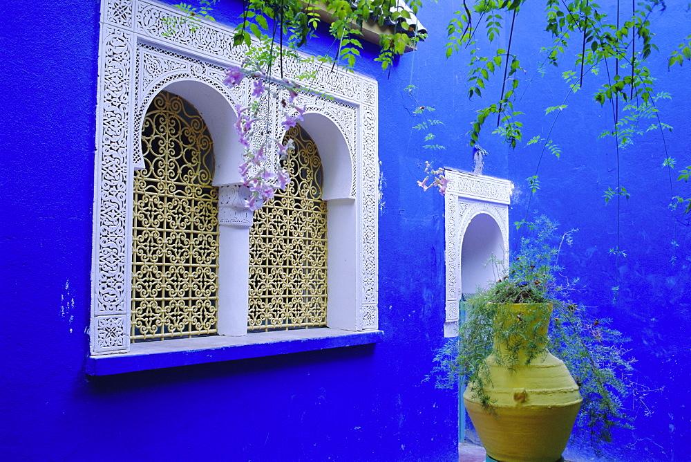 Jardin Majorelle, Marrakech, Morocco - 712-1090