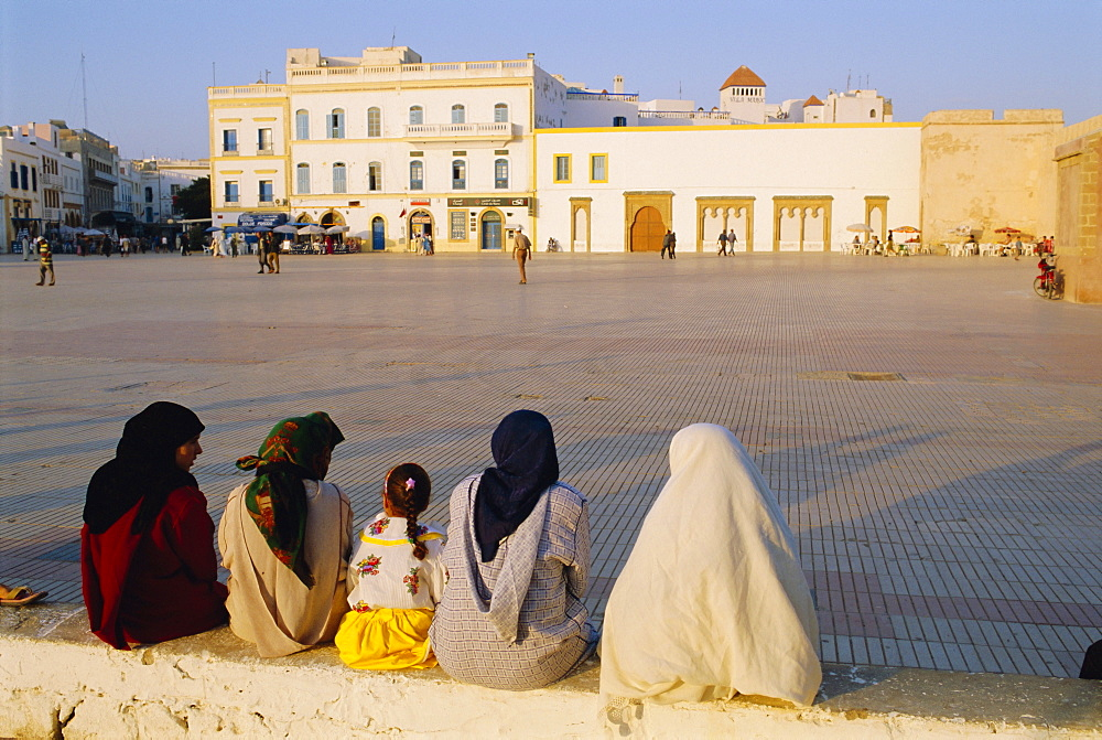 Moulay Assan Square, Essaouira, Morocco