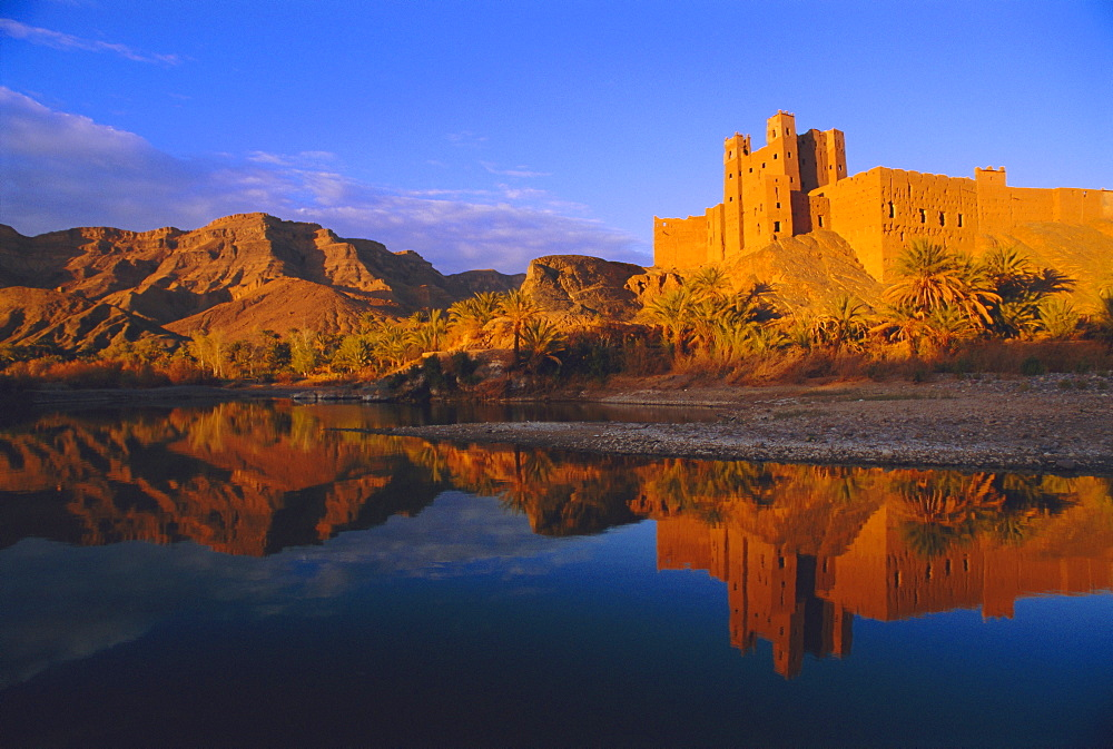 Ait Hamou ou Said Kasbah, Draa Valley, Morocco, North Africa - 712-1314