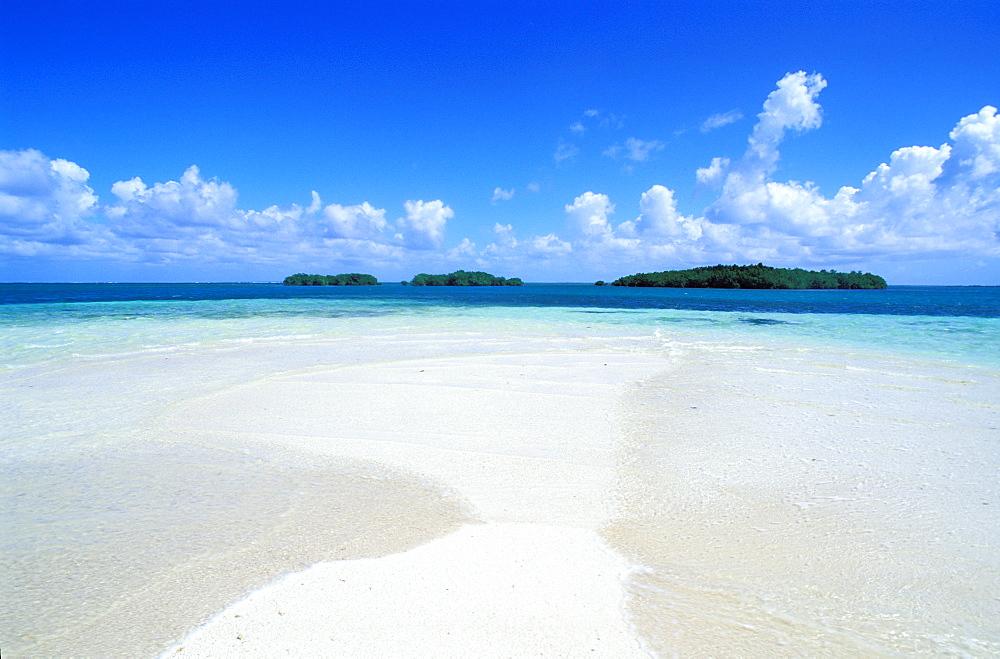 White Island, Grand Cul de Sac Marin, Guadeloupe, Caribbean, Central America