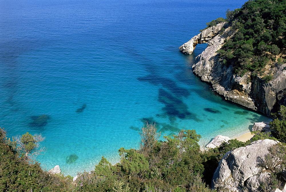 Cala Goloritze, Golfe di Orosei, Sardinia, Italy, Mediterranean, Europe