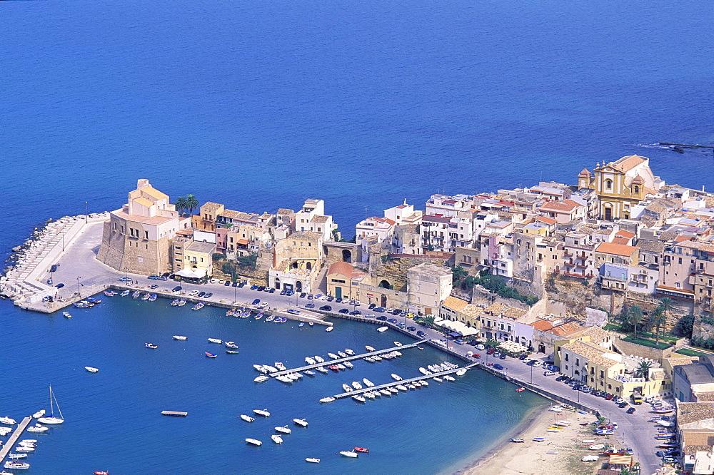 Castellammare del Golfo, Sicily, Italy, Mediterranean, Europe  - 712-2685