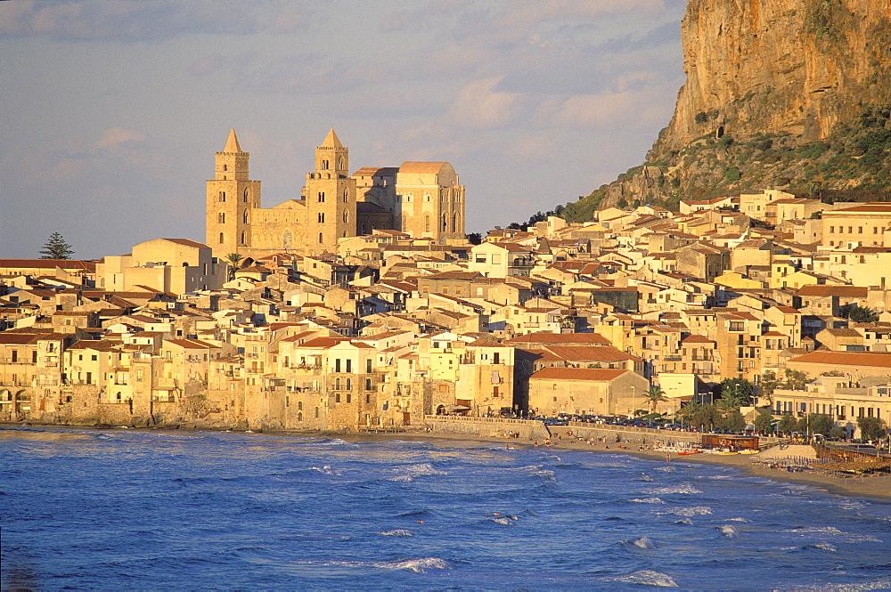 Cefalu, Palermo district, Sicily, Italy, Mediterranean, Europe  - 712-2687