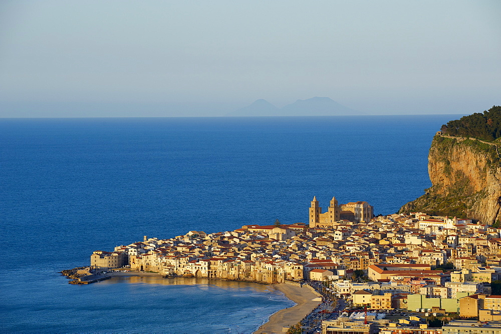 Cefalu, Palermo district, Sicily, Italy, Mediterranean, Europe  - 712-2704