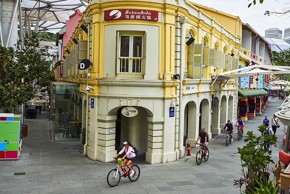District of Boat Quay, Singapore, Southeast Asia, Asia