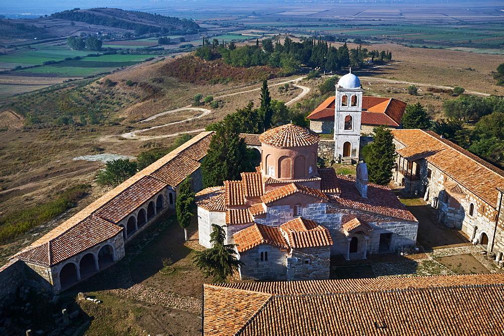 Albania, Fier province, Appollonia, the church of Saint Mary