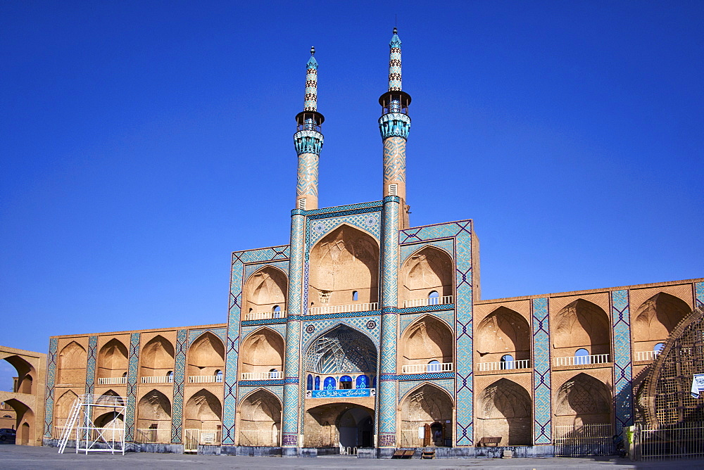 Amir Chakhmaq Mosque, Yazd, Yazd Province, Iran, Middle East - 712-2842