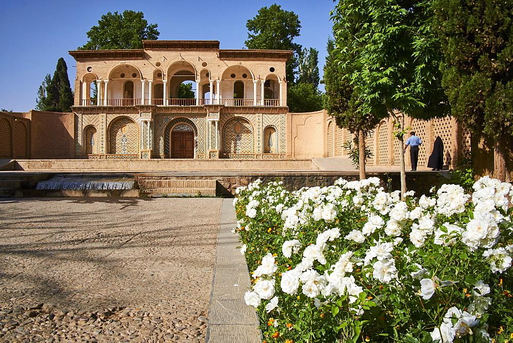 Shazadeh Garden, Kerman Province, Iran, Middle East