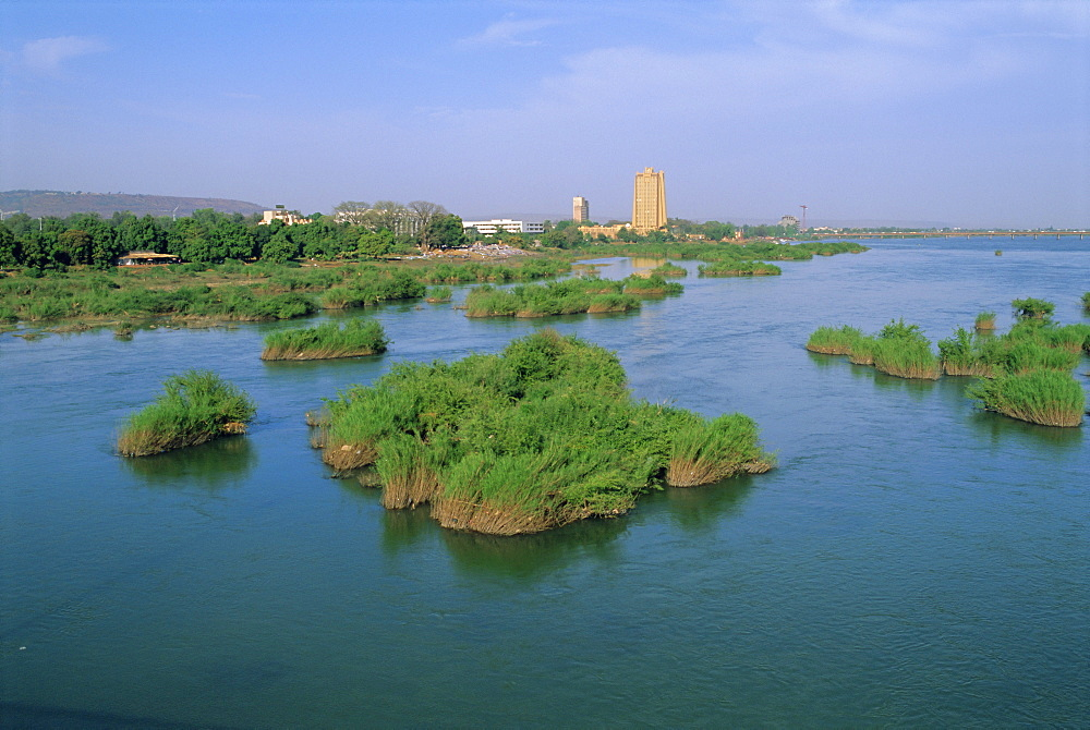 River Niger, Bamako, Mali, Africa